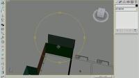 3dmax单面建模视频教程