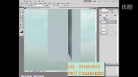 ps教程ps学习ps视频ps全套精通特效字:制作建筑物形状立体字