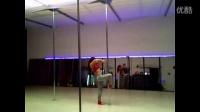 北京钢管舞 DS钢管舞 夜店领舞 性感美女表演 罗兰钢管舞