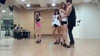 美女跳舞教学视频