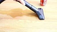 欧圣干湿吸尘器吸水视频