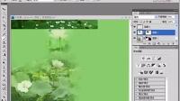 【PSCS6调色教程】如何使用PS处理照片清水芙蓉的效果