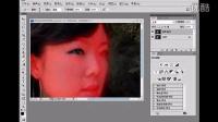 【PSCS6调色教程】如何使用PS给照片磨皮去逗