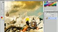 基础17  【吸管工具】快速吸取颜色 淘宝网店装修页面详情设计 SY