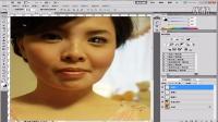 [PS]Photoshop教程 人像修图 03 PS视频教程