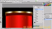 PS下载PS调色ps入门教程ps手绘包装效果之铁质罐头