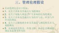 企业伦理 视频教程 包松 浙江大学