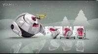小高教程网3D机器人AE视频源码教程