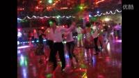西安交谊舞群舞厅吉特巴(表演:爱月等)片段群号:87222915