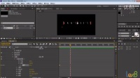 AE动态文字系列教程-3字符动画(二)