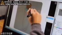 米塔尔绘画屏UI绘制