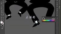 AI实例教程_海报设计篇_江南style 鸟叔漫步云_标清