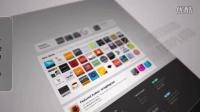AE模板 网站制作开发公司或工作宣传自己作用展示页面设计产品促销