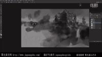 【聚光束CG教学】场景插画设计-色彩平衡应用方式