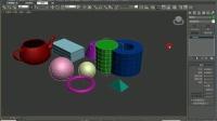 第2课 3DMAX 几何体的创建或移动复制