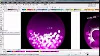 CorelDRAW绘制情缘水晶球PS课程在线欣赏学习新手入门教学