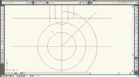 CAD2011机械制图快速入门实例-实验2:挂轮架