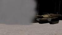 3dmax制作坦克开火