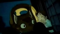 小梅的龙猫巴士