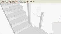 最牛实木楼梯设计师制作楼梯模型全过程