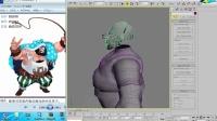 进击3D建模(网页游戏角色)  第一弹:准备阶段分析制作