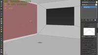 啊Q 3dmax单人床建模渲染讲解2