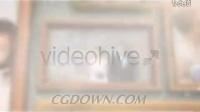 记忆,纪念,想念,爱你,相框,相册AE模板视频素材,来自西橘网