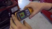 如何使用福禄克VT02红外测温仪检查交流系统 400-027-6268