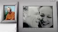 年长记忆相册,白色,老人,相册AE模板视频素材,来自西橘网