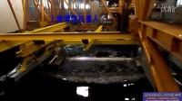 大型水池试验机器人系统高速运载