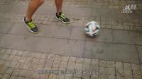 阿迪达斯麦斯足球训练法——第5集传球