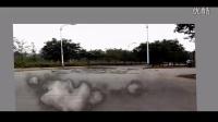 AE制作模仿超人起飞