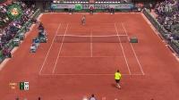 视频: 2014.5.29 R. Nadal v. D. Thiem 2014 French Open Men's R2 HL