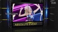 舞台视频片头AE模板_AE CS5_AE模板下载_VJ师网