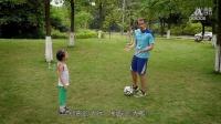阿迪达斯麦斯足球训练法——第9集传球停触球
