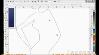 coreldraw基础教程 coreldraw入门教程 CDR教程 人物剪影插画