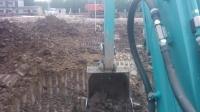 上海挖掘机租赁18321292825