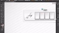 AI视频教程-电器按钮UI设计-AI教程-AI案例-AI基础教程