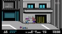 80后的回忆 单机游戏 双截龙1代 Part 1 of 2