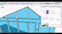 SketchUp最新参数化幕墙插件功能介绍视频简介