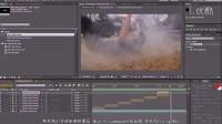 CG教程:AE制作镜头人物翻滚动画