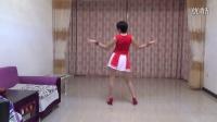 李虹广场舞 慢摇 -制编、表演:李虹