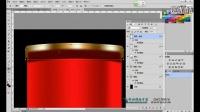 PSVI制作茶叶包装铁罐效果PS教程PS安装PS调色PS手绘PS抠图PS合成