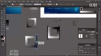AI视频教程_AI教程_AI实例教程_网站欢迎页面设计