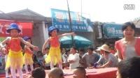 庆六一幼儿园中班兔子舞儿童版