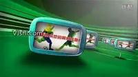 2014世界杯AE模板_AE CS4_led素材_vj素材_VJ师网
