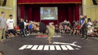2014 R16 Taiwan BBoy Solo Battle|7 To Smoke