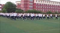 辽宁农职院兔子舞比赛