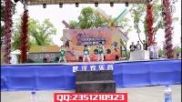 咸宁优尚舞蹈 少儿街舞班参加欢乐谷国际街舞大赛