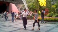 恰恰舞-视频教学-大涌草根健身交谊舞群